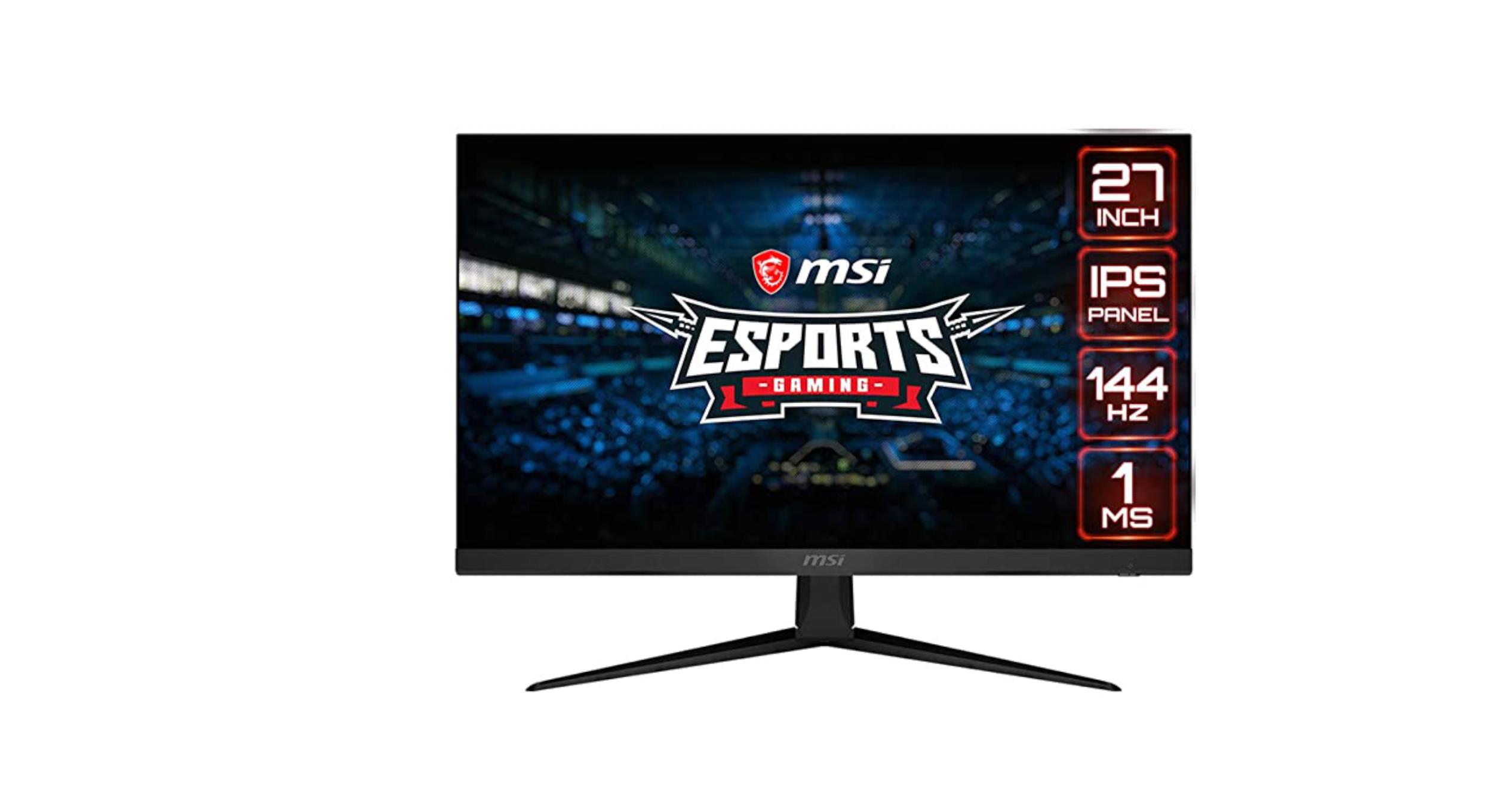 monitor msi