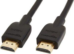 Cable HDMI de amazon basics