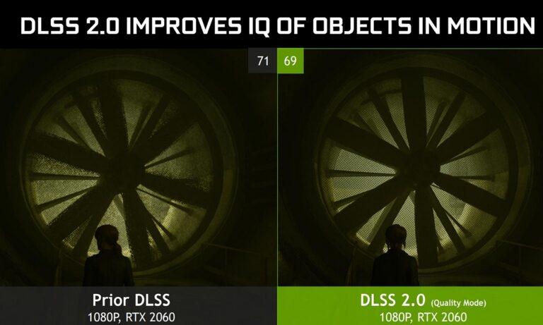 como funciona el DLSS