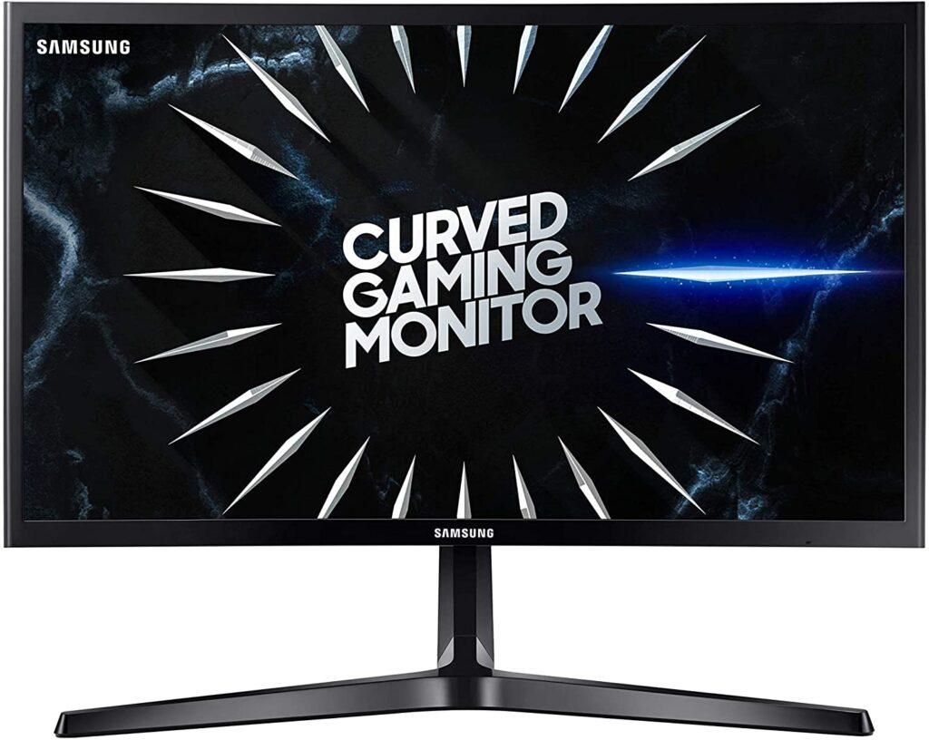 Samsung C24RG52 monitor gaming