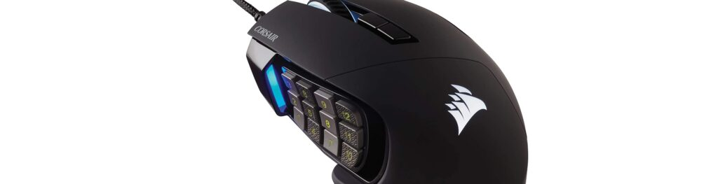 Corsair Scimitar Elite RGB
